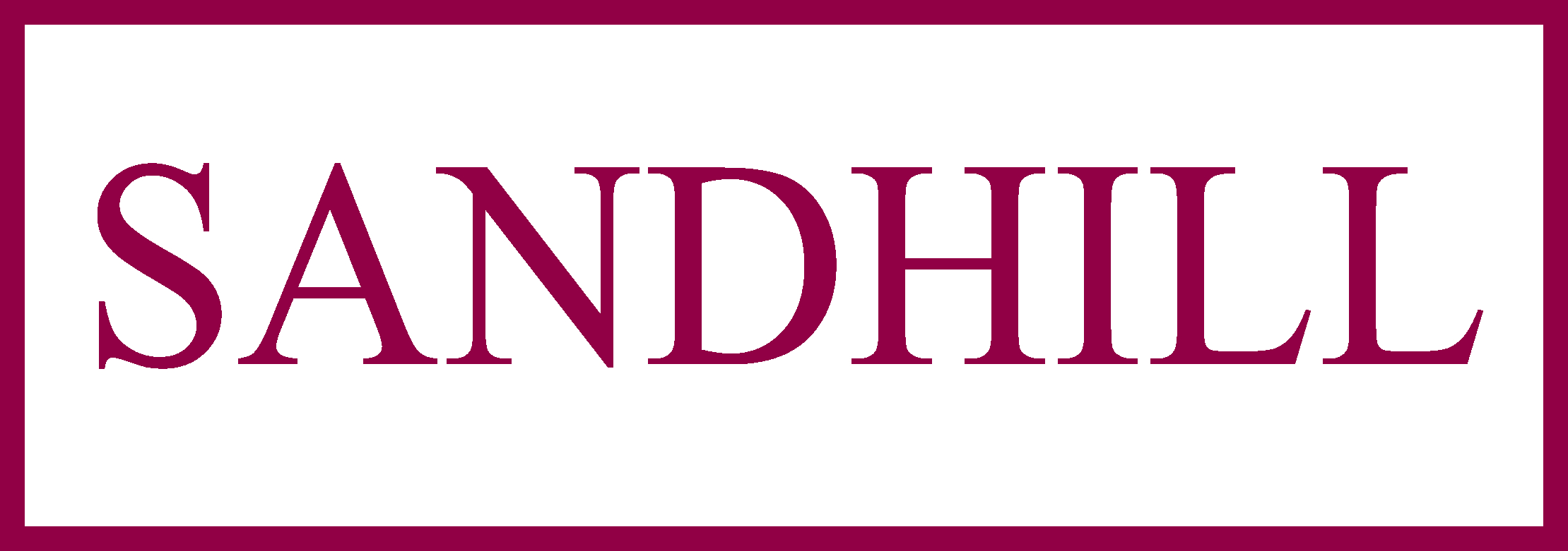 Sandhill Boxed Logo