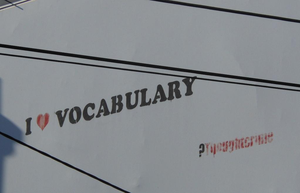 Vocabulary Lover